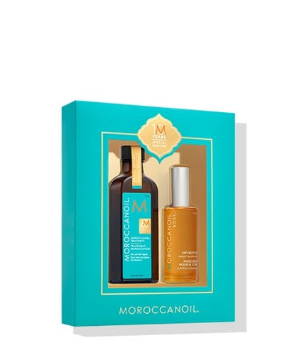 Moroccanoil 10th Anniversary Set Original