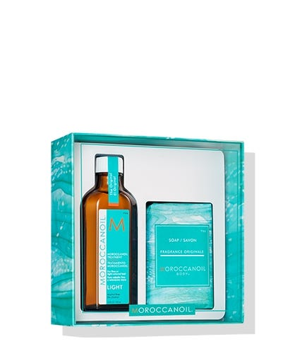 Cleanse and Style Duo Self Care Kit - Light