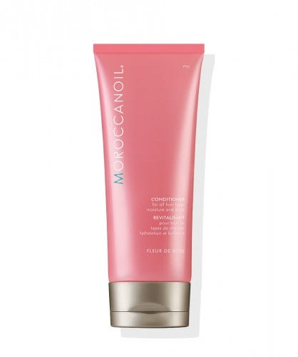 Moisture & Shine Conditioner - Fleur de Rose