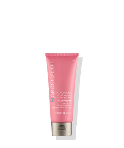 Moisture & Shine Conditioner - Fleur de Rose Travel Size