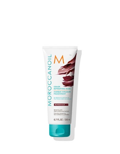 Bordeaux Color Depositing Mask - 200ml