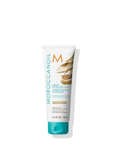Champagne Color Depositing Mask 200ml
