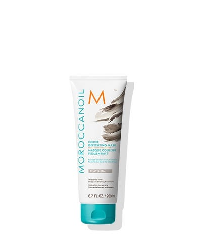 Platinum Color Depositing Mask - 200ml