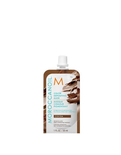 Cocoa Color Depositing Mask - 30 ml