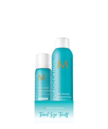 Travel Size Treats Dry Shampoo Light