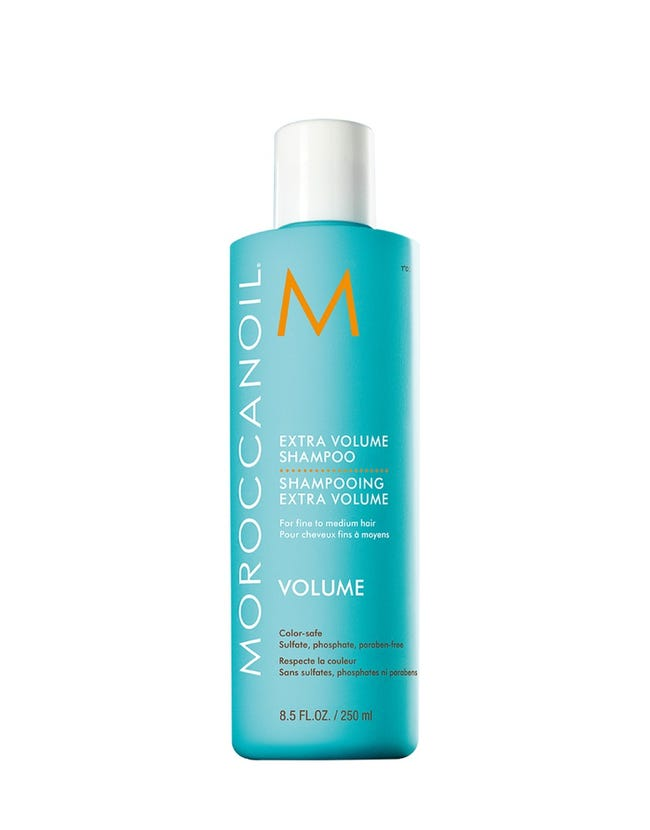 Volumizing Shampoo Fine Hair Treatment Moroccanoil Moroccanoil