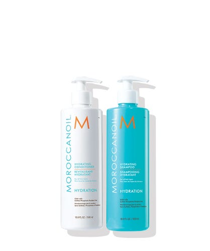 Hydrate Shampoo and Conditioner 500ml Duo