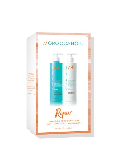 NEW! Moisture Repair Shampoo & Conditioner Duo