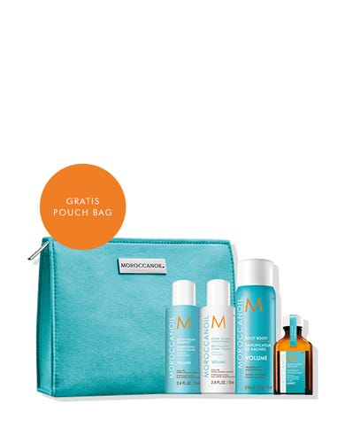 Travel Set Extra Volume