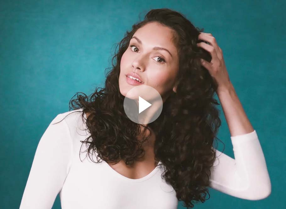 Cleanse and Nourish Curls with Moroccanoil Curl Cleansing Conditioner